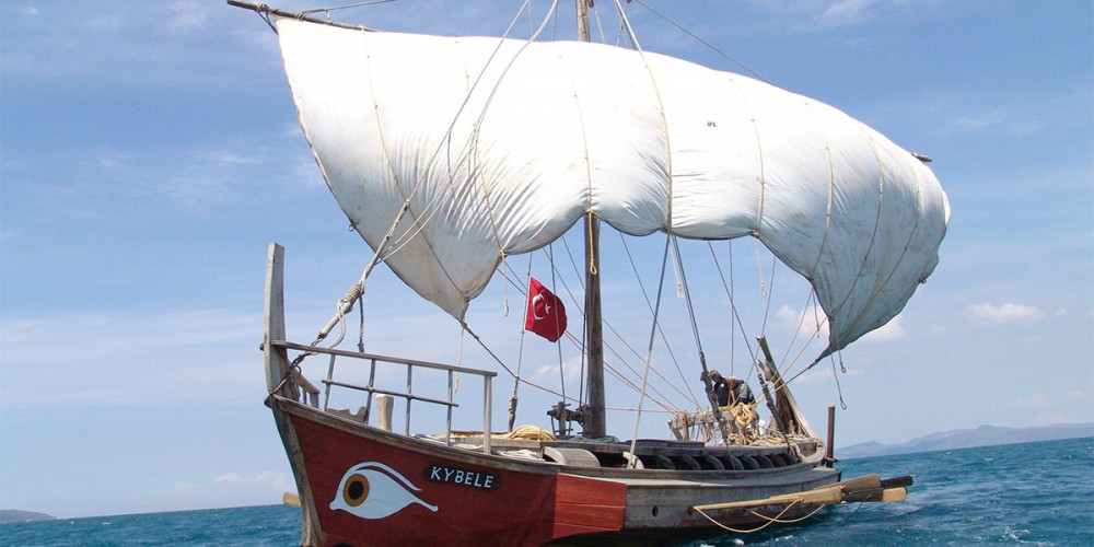 A voyage of history: From Foça to Marseille