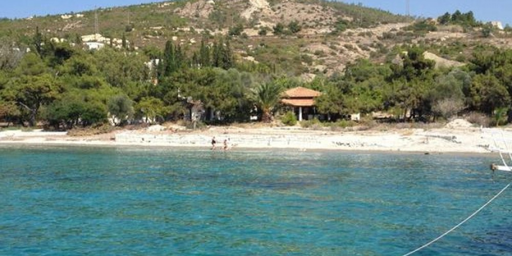 Club Med in Foça, a ghost holiday village